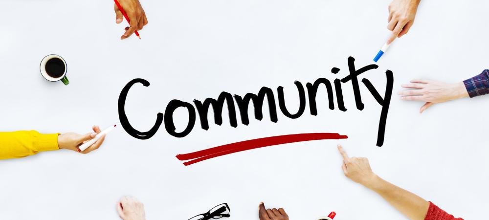 Fare comunità