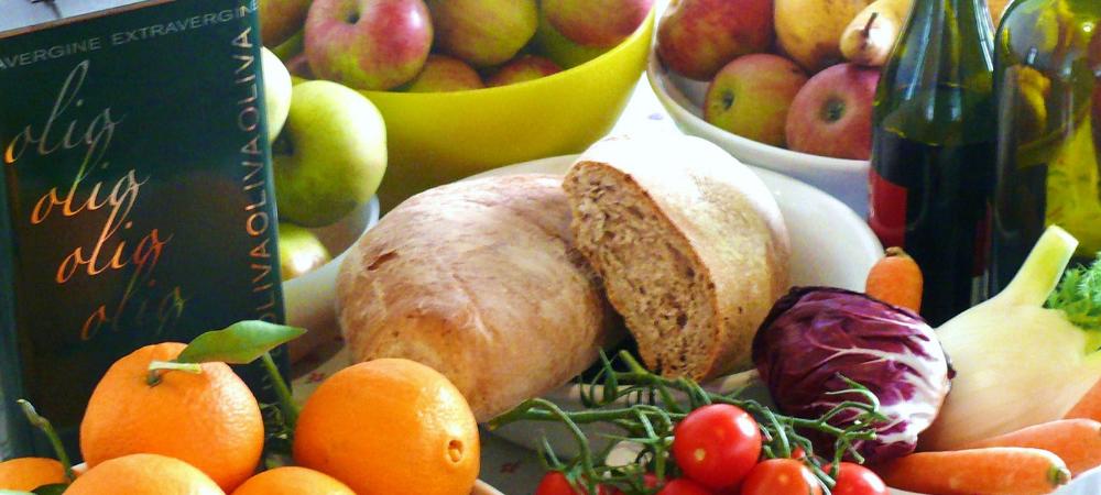 Dieta Mediterrane Italia