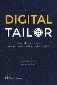 Libro Digital Tailor - Modelli sartoriali per professionisti social e digital