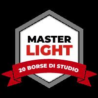 Master Light 20 borse di studio